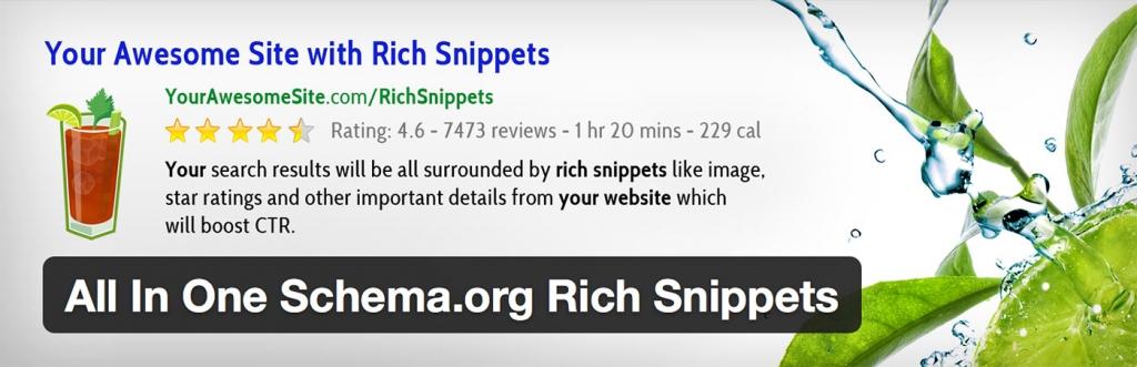 google rich snippet wordpress plugins