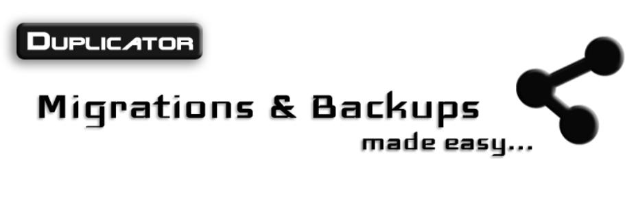 WordPress Backup Plugins