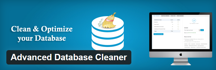 Database Cleaning and Optimization Plugins: Improve WordPress Performance
