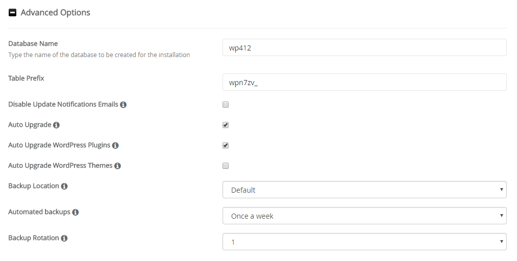 Install WordPress Using Softaculaous In CPanel