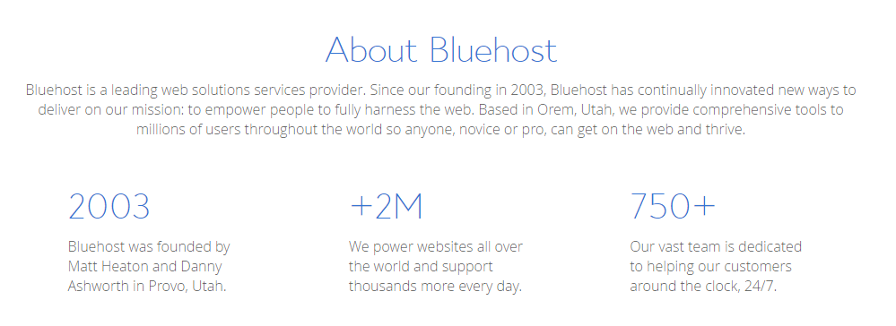 BlueHost black friday deal 2018