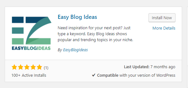 Finding Endless Next Blogging Ideas