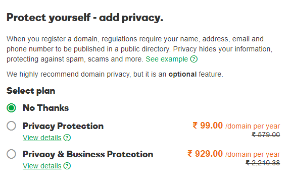 How To Buy A Domain On Godaddy web tech preneur