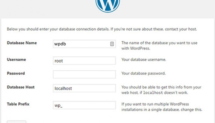 Install WordPress In Local Host With XAMPP Or Any Server