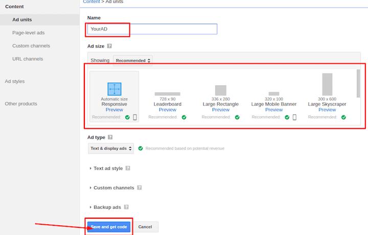 How To Add Google AdSense Ads in WordPress Website