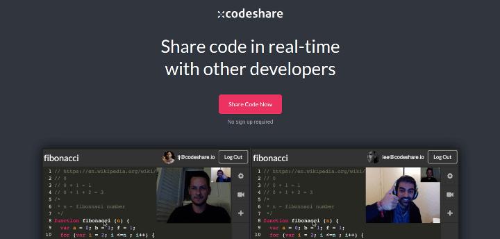 7 Useful Code Sharing Website for Web Developers & Designers