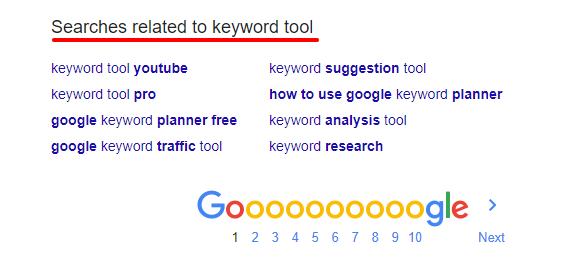 SEO Keyword Planner Tools