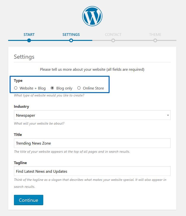 How Start A WordPress Blog On Godaddy Managed Hosting