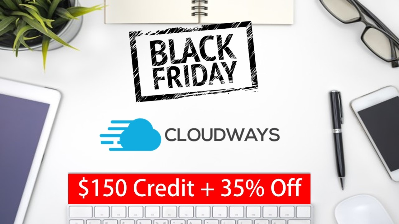 3 Cloudways Black Friday Coupon