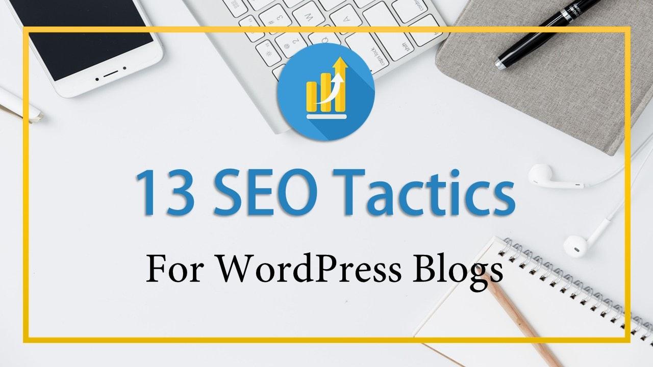 best SEO tactics for Blogs