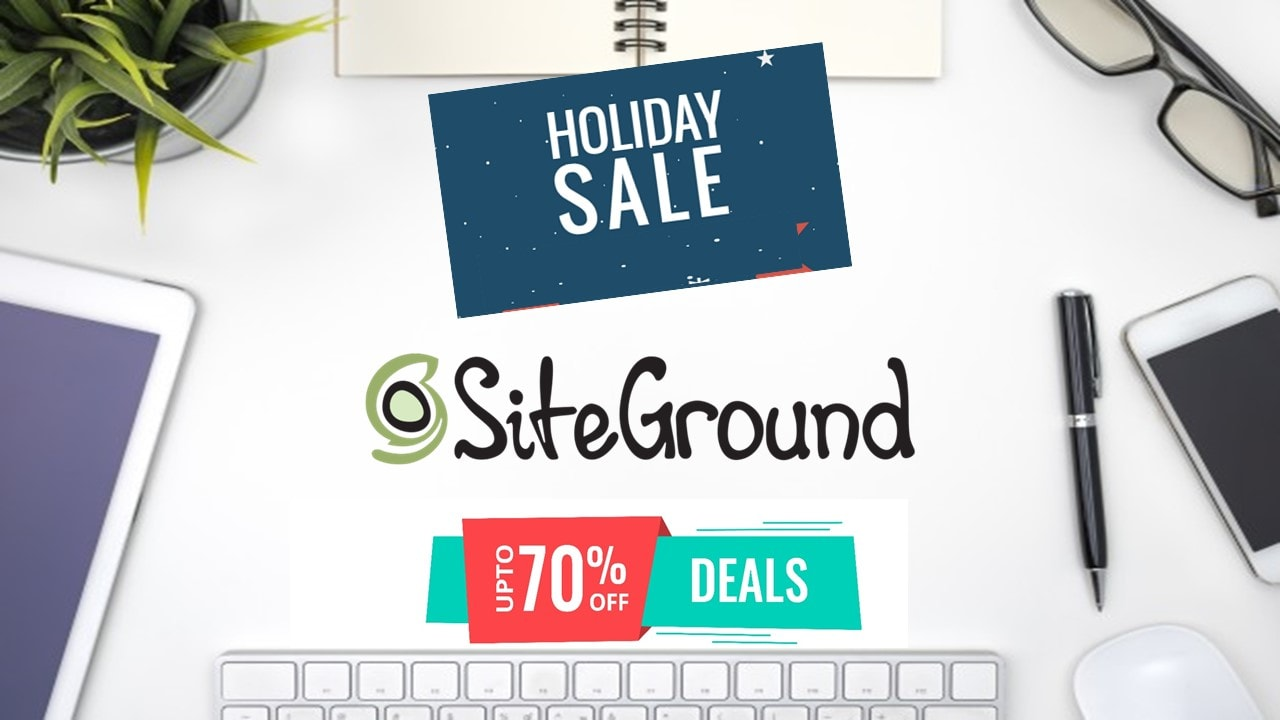 siteground holiday new year sale