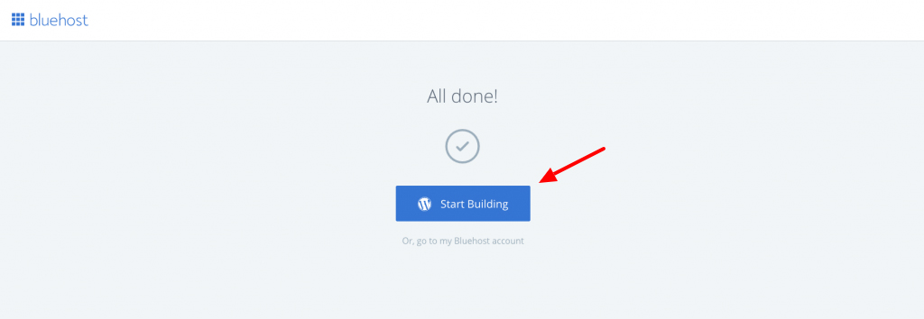 start a blog on wordpress hosting