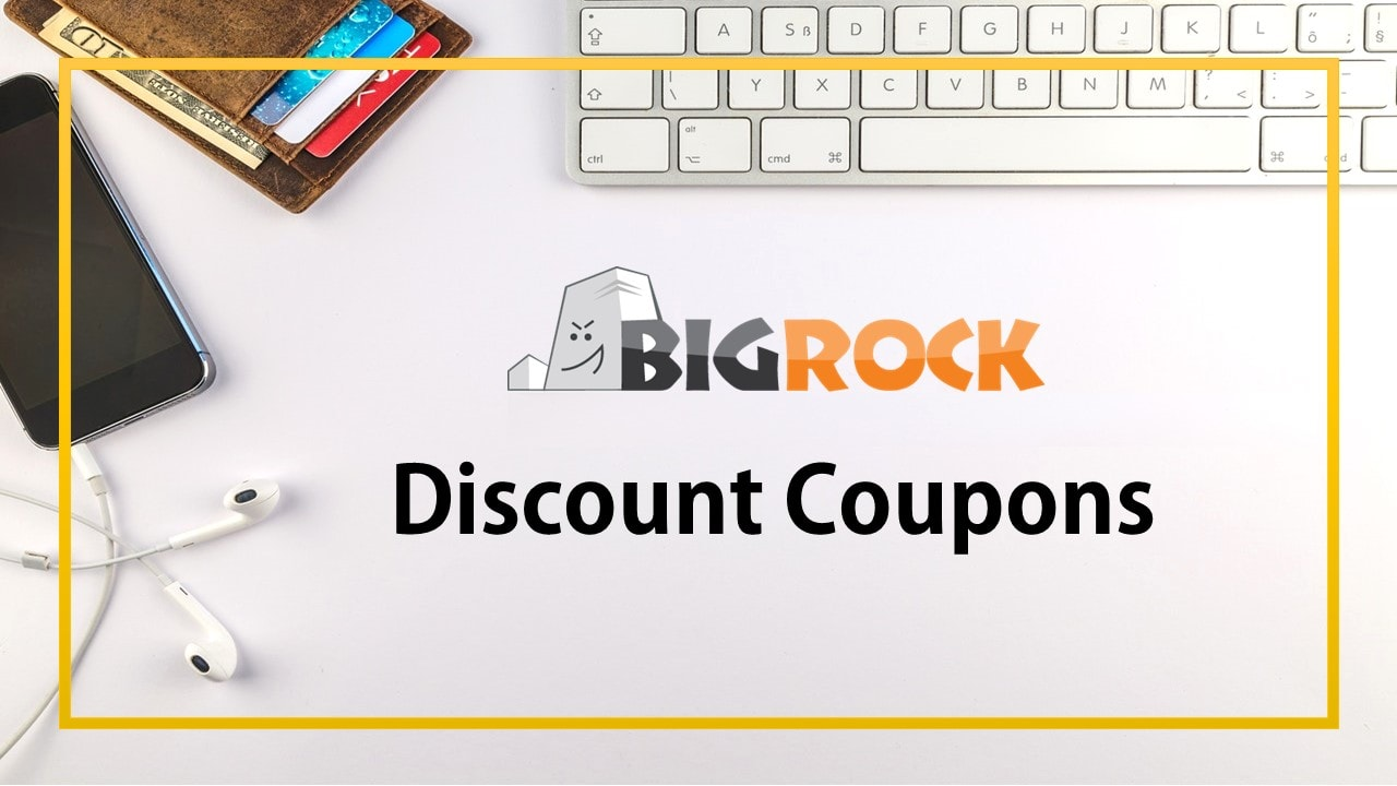 Get upto 85% off using BigRock Hosting and Domain Coupon.